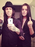 DJ Black and Michael Vampire