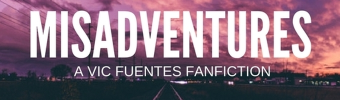 Misadventures (A Vic Fuentes Fanfiction)